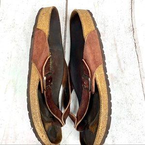Birkenstock Shoes - BIRKENSTOCK thong slip one unisex S-42